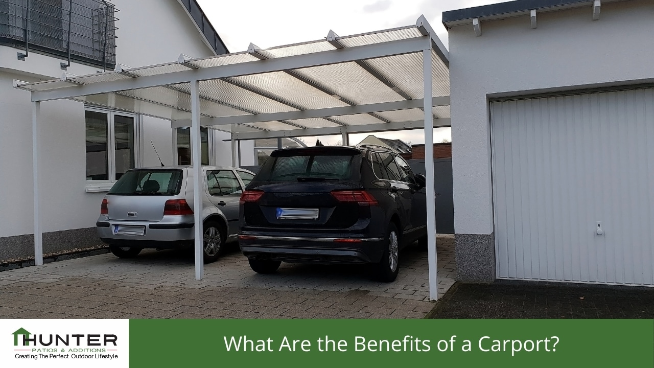 What Are the Benefits of a Carport