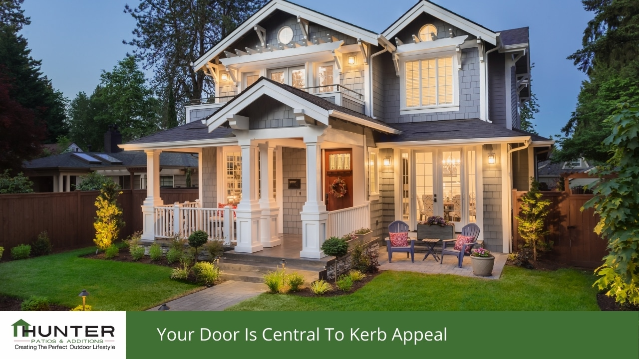 Your Door Is Central To Kerb Appeal